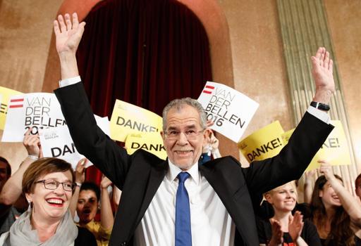 Austria, si rivota per le presidenziali«Irregolarità nello spoglio (fonte corriere.it)
