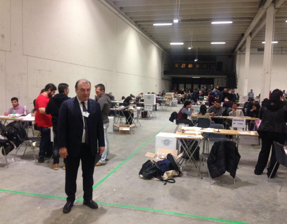 Fulvio Martusciello Respondabile Difensori del Voto Forza Italia